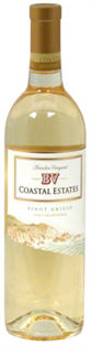 Beaulieu Vineyard Pinot Grigio Coastal Estates 2015 750ml...